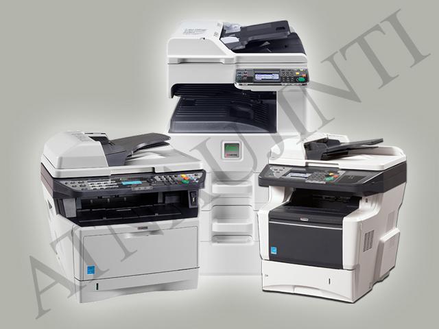 Naudoti (atnaujinti) daugiafunkciniai spausdintuvai