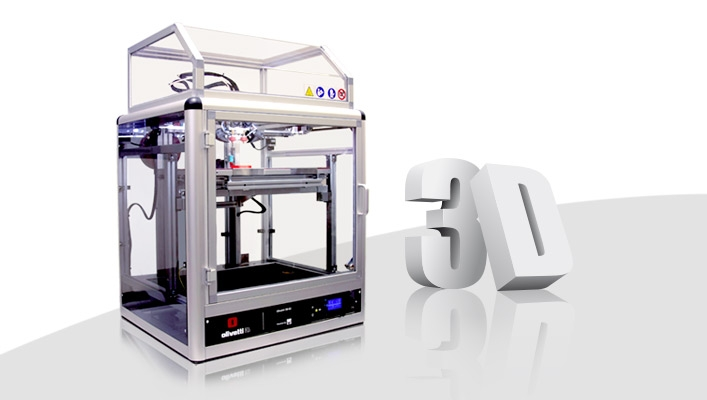 Olivetti 3D spausdintuvai