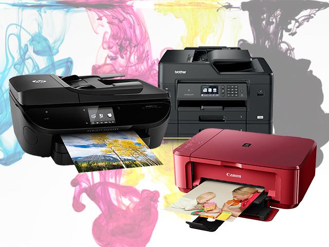 Rašaliniai daugiafunkciniai spausdintuvai
