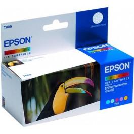 Epson T009 penkių spalvų rašalo kasetė