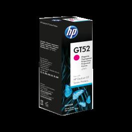 HP GT52 purpurinio rašalo buteliukas