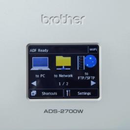 Skeneris Brother ADS-2700W