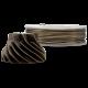 Ultimaker Auksinio perlo ABS plastikas