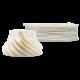 Ultimaker Baltas ABS plastikas