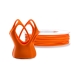 Ultimaker Oranžinis PLA plastikas