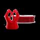 Ultimaker Raudonas PLA plastikas