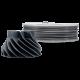 Ultimaker Sidabrinis ABS plastikas
